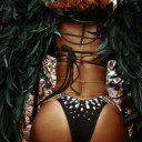 Photo Rihanna nue Barbade