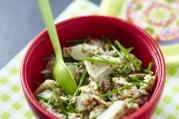 Les gamelles salade artichaut moutarde