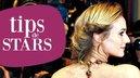 Le chignon torsade de Diane Kruger