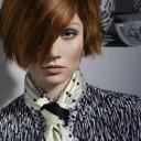 Coiffure cheveux courts automne-hiver 2015 @ Jacques Fourcade pour L'Oréal Professionnel