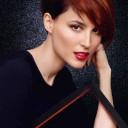 Coiffure cheveux courts automne-hiver 2015 @ Loan Chabanol pour L'Oréal Professionnel
