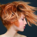 Coiffure courte cheveux automne-hiver 2015-2016 @ Biguine