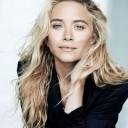 Maquillage nude Ashley Olsen