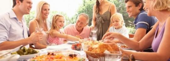 Recettes Repas de famille