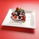 Pyramide de Cookies aux fruits rouges