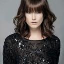 Coiffures cheveux mi-longs automne-hiver 2015 @ Laurent Decreton pour L'Oréal Professionnel