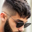 Coupe courte homme