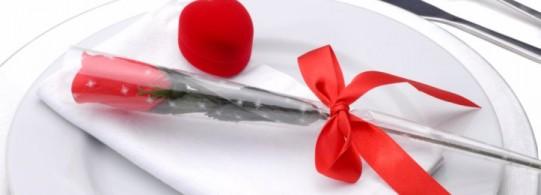 Recettes Repas de Saint-Valentin