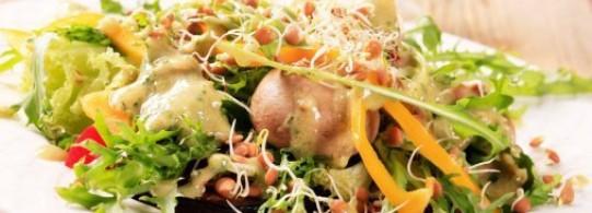 Recettes Salade composée