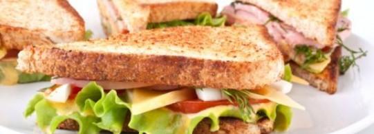 Recettes Sandwichs