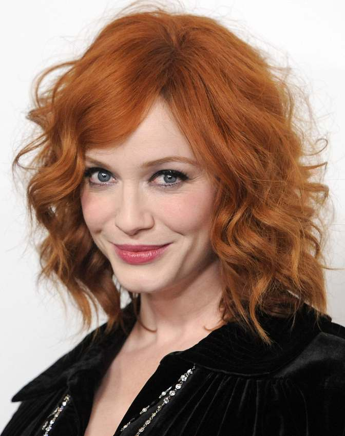 cheveux roux christina hendricks rousse diaporama. Black Bedroom Furniture Sets. Home Design Ideas