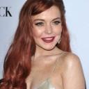 Lindsay Lohan rousse
