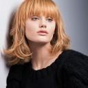 Coupe de cheveux frange automne-hiver 2015 @ Christophe Gaillet pour L'Oréal Professionnel