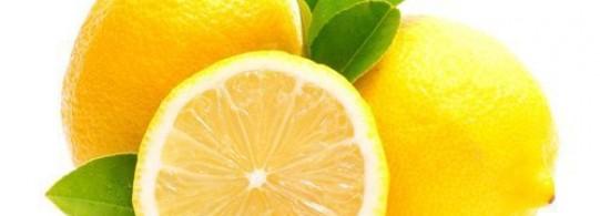 Recettes à base de Citron
