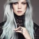 Cheveux-gris-longs