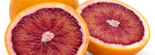 Recette orange sanguine