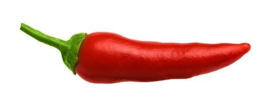 Recette piment rouge