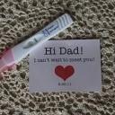 Annonce grossesse test de grossesse
