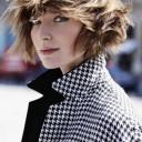 Cheveux au carré automne-hiver 2015-2016 @ Jean-Louis David
