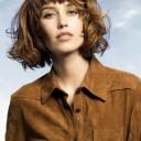 Coiffures pour cheveux mi-longs automne-hiver @ Saint Algue