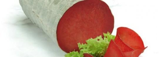 Recette bresaola