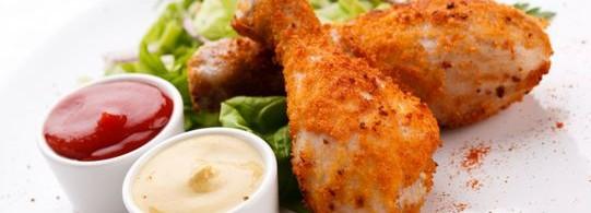 Recettes à base de Cuisse de poulet