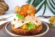tartine-exotique-au-foie-gras