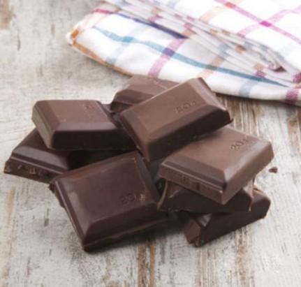 un carr de chocolat noir diaporama nutrition doctissimo. Black Bedroom Furniture Sets. Home Design Ideas
