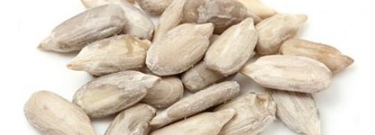 Recette graines de tournesol