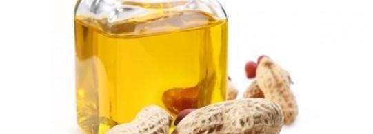 Recette huile d'arachide