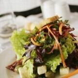 Salade de romaine à la feta