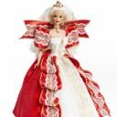 Barbie Joyeux Noël 1997