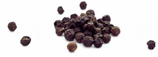 Recette poivre noir