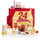 calendrier avent the body shop beaute