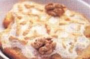 Compote de pommes aux noix
