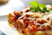 Cannelloni sauce Bolognaise