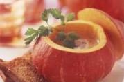 Crème de potiron simple et rapide