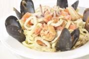 Linguine sauce aux fruits de mer