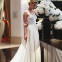 Robe de mariage 2015 @ Fanny Liautard