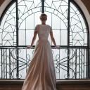Robe de mariage soie 2015 @ Fanny Liautard