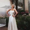 Robe de mariée blanche Automne - Hiver 2015 @ Fanny Liautard
