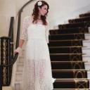Robe de mariées Automne - Hiver 2015 @ Fanny Liautard