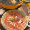 Fondue de veau au gratin de fenouil
