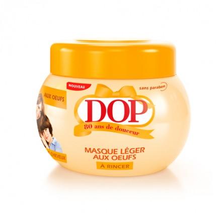 Les masques pour les cheveux lavé sans shampooing