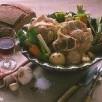 Jarret de veau aux légumes