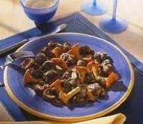 Rognons de veau la cr me de girolles recette de rognons de veau la cr me de girolles - Rognons de veau a la creme ...