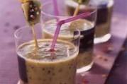 Milk-shake bananes-kiwis