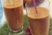 Milk-shake à l'abricot