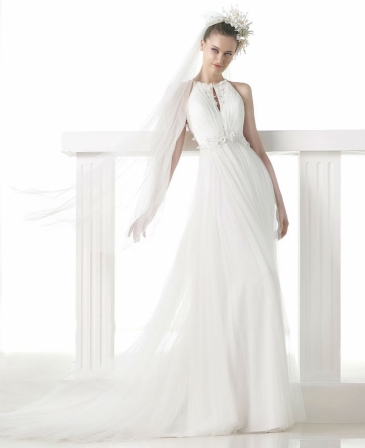 Robe blanche 2015