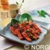 Brochettes de saumon de norvège san jeok
